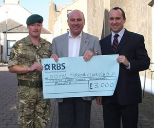 Royal Marines Charitable Trust Presentation
