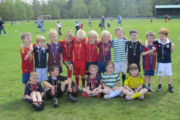 2013 P1s and P2s from Innerleithen
