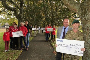 2014 AGM and Presentation of Funds