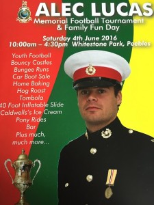 Football & Family Fun Day Programme