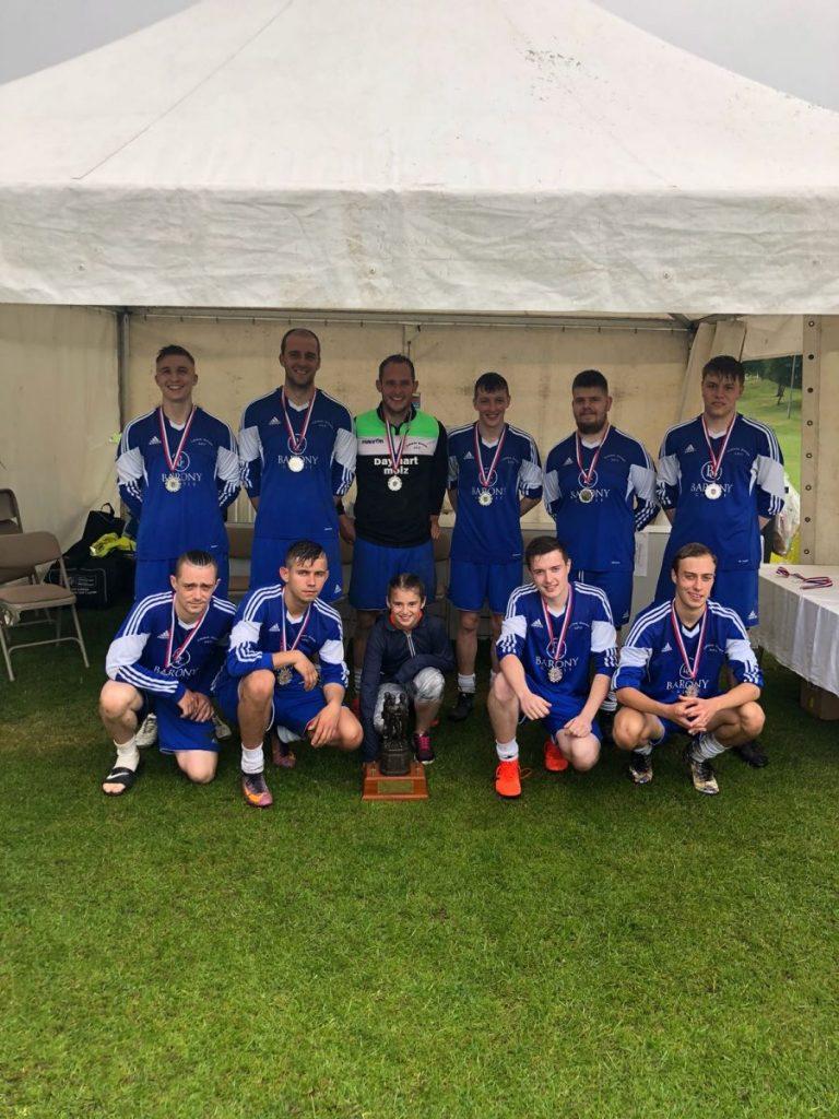 Vale of Leithen Football team